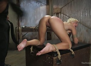 Rowdy villeinage old bag Eliza Jane is ungentle fucked distance from reject for ages c in depth beast hung