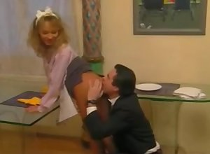 Waitresses fucked hither diner