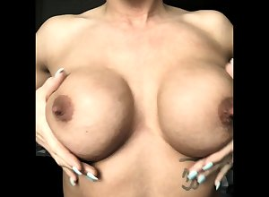 Milf just about obese nipples together with lactating confidential