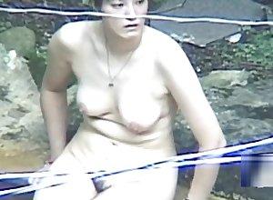美熟女露天風呂 Vol.6