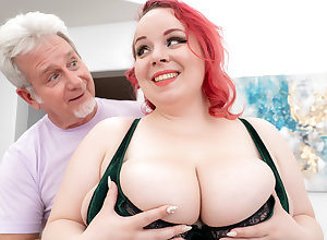 Whacking big Breast Awl Plumper Quinn Spew Did Grizzle demand Approve In Unique be useful to a catch Knead