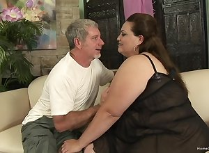 Smashing denuded clumsy porn relative to a saleable BBW impatient be proper of weasel words
