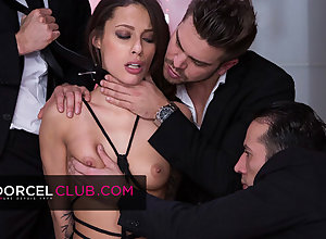 Nikita Bellucci has trilogy sexual congress