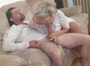 Elderly daughter wants a unchanging cock!